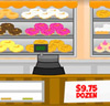Doughnut Shop Escape