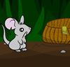 Marly Mouse Escape - Garden
